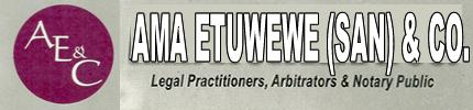 Ama Etuwewe and Co